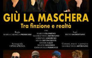 """Domani al Salento Fun Park lo spettacolo teatrale """"Giù la maschera"""" della compagnia """"OperaPrima"""""""