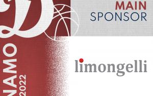 """""""Limongelli"""" Main Sponsor della Dinamo Basket Brindisi per il 6° anno consecutivo"""