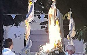 Massiccia partecipazione alla Festa del Cuore Immacolato di Maria, Santa Patrona del Quartiere Perrino