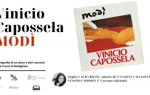 Capossela e Modigliani tra musica e arte: se ne discute a Mesagne