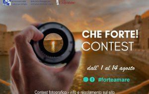 Che Forte!: domani parte il contest fotografico sul Castello Alfonsino di Brindisi