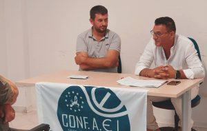 Alessandro Baldari eletto segretario provinciale Confael