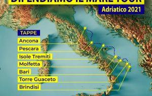 """Arriva a Brindisi Greenpeace con """"Difendiamo il Mare"""""""