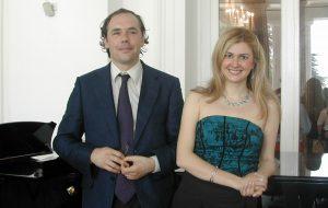 BrindisiClassica: giovedi 15 Ilaria Iaquinta e Giacomo Serra al Chiostro di San Paolo