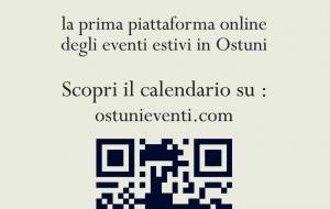 Nasce ostunieventi.com, sito e web app per gli eventi nella Città Bianca
