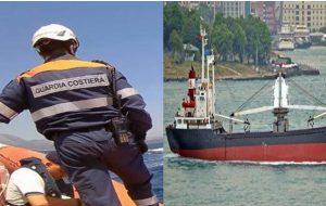 """La Capitaneria di Porto di Brindisi impone il """"fermo"""" della nave Firat per motivi di sicurezza"""