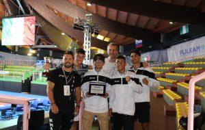 Ripate il taekwondo: la Metropolitan Karate Brindisi è presente