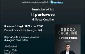 Domenica 11 Luglio Rocco Casalino ospite del Festival del Libro Emergente
