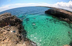 La Puglia è prima in Italia tra le regioni costiere per qualità delle acque di balneazione