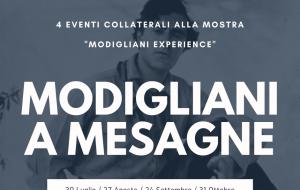 Modigliani a Mesagne: tutti gli eventi collaterali alla mostra