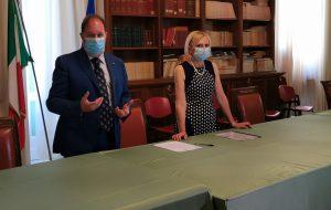 Prefettura e Adspmam siglano protocollo per la prevenzione delle infiltrazioni della criminalità organizzata