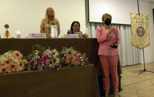 Silvana Maiorano è il nuovo presidente dell'International Inner Wheel Brindisi