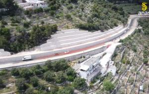 """SS 172 dir """"Dei Trulli"""": riapre al traffico del tratto compreso tra Fasano e Laureto in provincia di Brindisi"""