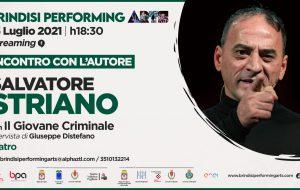 Brindisi Performing Arts Festival: domani incontro con Sasà Striano