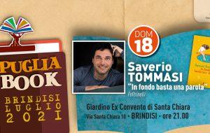 Saverio Tommasi al Puglia Book Brindisi