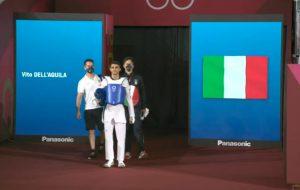 E' brindisina la prima medaglia azzurra alle olimpiadi di Tokyo: il mesagnese Dell'Aquila conquista la finale nel taekwondo