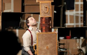 Yes Land: Arriva a Teatro Madre il Circo Contemporaneo di Giulio Lanzafame
