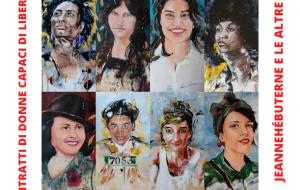 Modigliani Experience: a Mesagne mostra e reading dedicati alle donne capaci di libertà