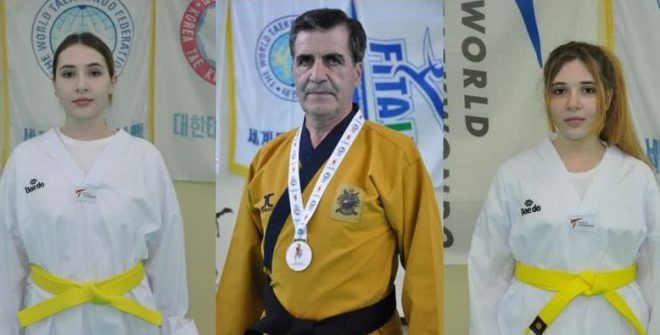 Taekwondo: Nonno Spinelli e nipoti vincono in Venezuela e Perù