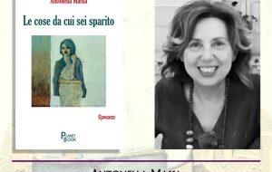 """Antonella Massa presenta ad Ostuni il libro """"Le cose da cui sei sparito"""""""