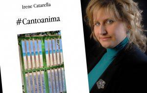 """La poetessa Irene Cantarella presenta la raccolta """"#Cantoanima"""" nel ristorante Don Carmelo delle Tenute Al Bano Carrisi"""