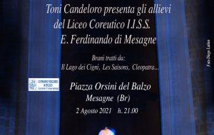 Omaggio a Carla Fracci: stasera a Mesagne lo spettacolo degli studenti del Liceo Coreutico
