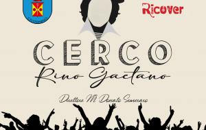 """CERCO Rino Gaetano: giovedì 26 """"L'Estate a Cisternino"""" celebra il cantautore calabrese a 40 anni dalla scomparsa"""