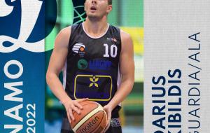 La Dinamo Basket Brindisi firma l'esterno lituano Darius Kibildis