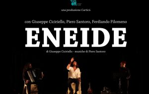 "Festival ""Tempeste"": Lunedì 30 agosto L'Eneide di Giuseppe Ciciriello a Fasano"