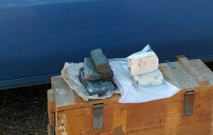 Nuovo colpo alla malavita: la Polizia sequestra 2,5 kg di esplosivo nascosti in un casolare abbandonato