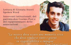 Questa sera al Parco di Bozzano istituzioni e cittadinanza ricordano Mauro Maniglio