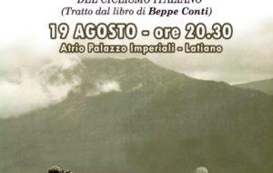 A  Latiano il tributo alle leggende del Ciclismo: il 19 agosto serata dedicata ai grandi campioni ed a Romeo Tepore