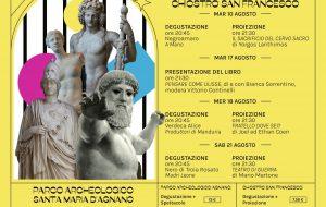 """Ad Ostuni la prima edizione del """"Piccolo Festival Mitologico"""""""