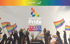 """Il 21 Agosto a Brindisi c'è il """"Salento & Puglia Pride"""": corteo da Viale Togliatti a Corso Garibaldi"""