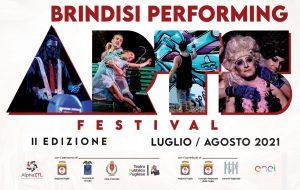 Brindisi Performing Arts Festival: via al cartellone di spettacoli