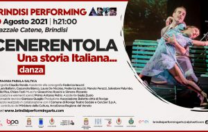 BPA Festival 2021: stasera la favola di Cenerentola in danza