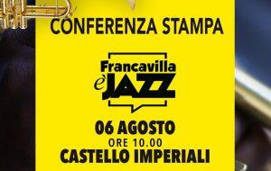 Presentata ufficialmente l'ottava edizione di Francavilla è Jazz