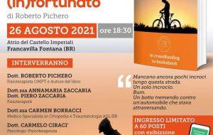 Francavilla: Giovedì 26 agosto incontro con l'autore Roberto Pichero