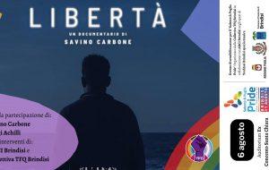 """Venerdì 6 la Collettiva TFQ presenta il documentario """"Libertà"""" di Savino Carbone all'ex Convento Santa Chiara"""