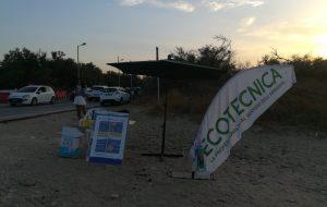 Notte sotto le stelle con attenzione alla raccolta dei rifiuti: grande successo per l'iniziativa di Adoc, Ecotecnica, Comune e Asl