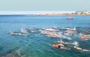 """Svolta la prima edizione della """"Nuotata dell' Amicizia"""""""