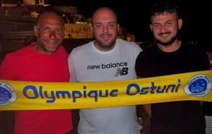 L'Olympique Ostuni conferma mister Turi. Zollo e Iaia entrano nello staff tecnico