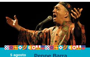 """Teatro sotto le Stelle: il 5 agosto Peppe Barra a Fasano con """"Non c'è niente da ridere"""""""