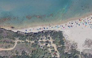 Il Comune di Brindisi acquisisce la spiaggia libera e la pineta attigua all'ex Lido Poste