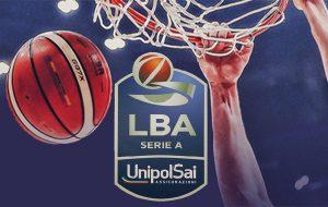 LBA: 5^ giornata, risultati e classifica