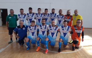 Futsal Brindisi bello solo a metà