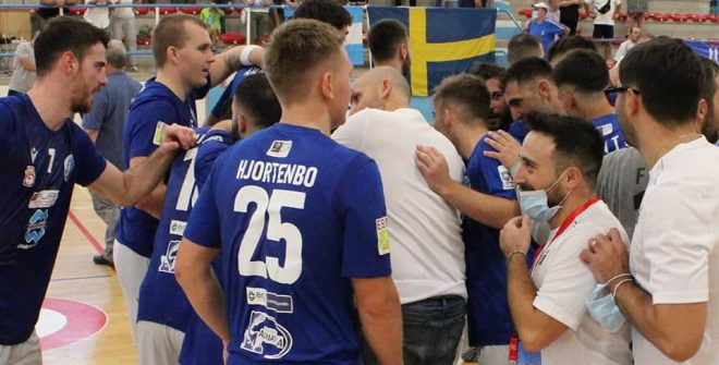 Serie A: Junior Fasano-Carpi=30-24