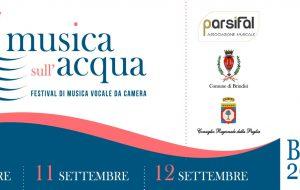 """Presentato """"Musica sull'Acqua"""", il Festival Internazionale di Musica Vocale da Camera di Brindisi"""