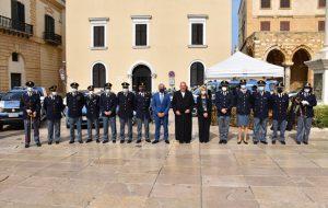 La Polizia di Stato ha celebrato il Santo Patrono San Michele Arcangelo