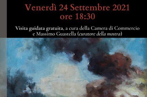 Venerdì 24 visita guidata alla collezione d'arte contemporanea della Camera di Commercio di Brindisi